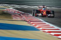 ALONSO Fernando (Spa) Ferrari F14T Action during the 2014 Formula One World Championship, Grand Prix of Bahrain on April 6, 2014 in Sakhir, Bahrain. Photo Eric Vargiolu / DPPI