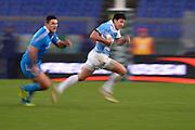 Foto Alfredo Falcone - LaPresse<br /> 23/11/2013 Roma ( Italia)<br /> Sport Rugby<br /> Italia - Argentina<br /> Rugby Test Match - Stadio Olimpico di Roma<br /> Nella foto:<br /> Amorosino<br /> Photo Alfredo Falcone - LaPresse<br /> 23/11/2013 Roma (Italy)<br /> Sport Rugby<br /> Italy - Argentina<br /> Rugby Test Match - Olimpico Stadium of Roma<br /> In the pic:Amorosino