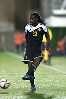 Jordan Lukaku of Belgium during the UEFA European Championship 2016 qualifying Group B football match between Andorra and Belgium on October 10, 2015 at The Estadi Nacional in Andorra la Vella, Andorra. <br /> Photo Manuel Blondeau/AOP Press/DPPI