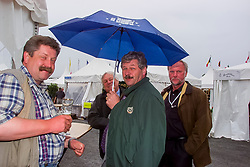 Frieler Karl Heinz, Ludwig Dieter, Zehnder Georg, Herbst Norbert<br /> CHIO Aachen 2001<br /> © Hippo Foto - Dirk Caremans<br /> 15/06/2001