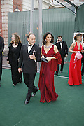Mr. and Mrs. Aiden Barclay, Ark Gala Dinner, Marlborough House, London. 5 May 2006. ONE TIME USE ONLY - DO NOT ARCHIVE  © Copyright Photograph by Dafydd Jones 66 Stockwell Park Rd. London SW9 0DA Tel 020 7733 0108 www.dafjones.com