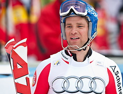 13.03.2010, Goudyberg Herren, Garmisch Partenkirchen, GER, FIS Worldcup Alpin Ski, Garmisch, Men Slalom, im Bild Raich Benjamin, ( AUT, #4 ), Ski Atomic, EXPA Pictures © 2010, PhotoCredit: EXPA/ J. Groder / SPORTIDA PHOTO AGENCY