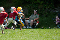 Laconia Youth Football Jamboree Saturday,  August 20, 2011.