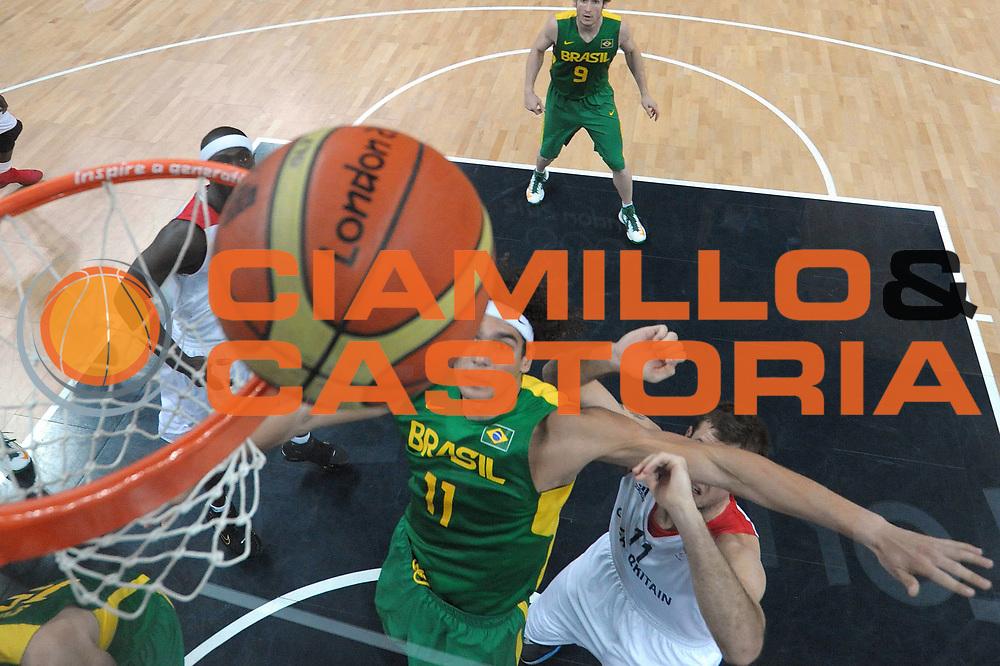 DESCRIZIONE : London Londra Olympic Games Olimpiadi 2012 Men Preliminary Round Great Britain Brazil Gran Bretagna Brasile<br /> GIOCATORE : Anderson  VAREJAO<br /> CATEGORIA : <br /> SQUADRA : Brazil Brasile<br /> EVENTO : Olympic Games Olimpiadi 2012<br /> GARA : Great Britain Brazil Gran Bretagna Brasile<br /> DATA : 31/07/2012<br /> SPORT : Pallacanestro <br /> AUTORE : Agenzia Ciamillo-Castoria/M.Marchi<br /> Galleria : London Londra Olympic Games Olimpiadi 2012 <br /> Fotonotizia : London Londra Olympic Games Olimpiadi 2012 Men Preliminary Round Great Britain Brazil Gran Bretagna Brasile<br /> Predefinita :