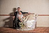 Chris and Lynley Wedding