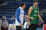 DESCRIZIONE : Pesaro allenamento All star game 2012 <br /> GIOCATORE : Simone Pianigiani Stefano Mancinelli<br /> CATEGORIA : esultanza<br /> SQUADRA : Italia<br /> EVENTO : All star game 2012<br /> GARA : allenamento Italia<br /> DATA : 09/03/2012<br /> SPORT : Pallacanestro <br /> AUTORE : Agenzia Ciamillo-Castoria/GiulioCiamillo<br /> Galleria : Campionato di basket 2011-2012<br /> Fotonotizia : Pesaro Campionato di Basket 2011-12 allenamento All star game 2012<br /> Predefinita :