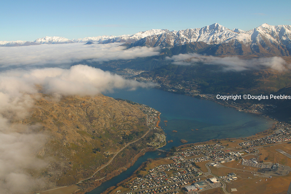 Queenstown, Southern Alps, South Island, New Zealand,