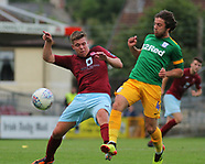 Friendly: Cobh Ramblers v Preston : 17th July 18
