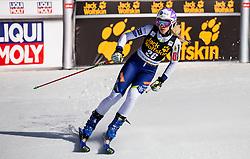 BUCIK Ana of Slovenia competes in 2nd Run during the Ladies' GiantSlalom at 56th Golden Fox event at Audi FIS Ski World Cup 2019/20, on February 15, 2020 in Podkoren, Kranjska Gora, Slovenia. Photo by Matic Ritonja / Sportida