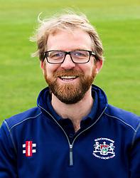 Gloucestershire head coach, Richard Dawson poses for a headshot - Mandatory by-line: Robbie Stephenson/JMP - 04/04/2016 - CRICKET - Bristol County Ground - Bristol, United Kingdom - Gloucestershire  - Gloucestershire Media Day