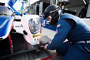 January 24-28, 2018. IMSA Weathertech Series ROLEX Daytona 24. 32 United Autosports, Ligier LMP2, Hugo De Saddler, William Owen, Bruno Senna, Paul Di Resta