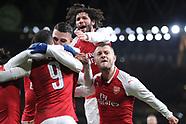 Arsenal v Chelsea 24/01/2018