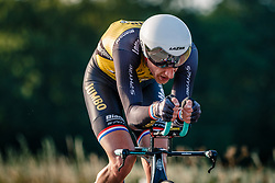 Jos van Emden of Team Lotto NL - Jumbo, Dutch Individual Time Trial Nationals Men Elite, Stokkum, Montferland, The Netherlands, 21 June 2017. Photo by Pim Nijland / PelotonPhotos.com | All photos usage must carry mandatory copyright credit (Peloton Photos | Pim Nijland)