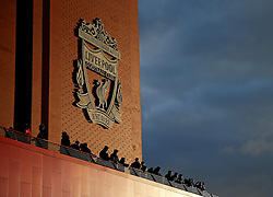A general view of Anfield - Mandatory by-line: Matt McNulty/JMP - 22/10/2016 - FOOTBALL - Anfield - Liverpool, England - Liverpool v West Bromwich Albion - Premier League