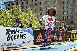 adidas BOOST Boston Games<br /> Kids Festival Run For The Oceans
