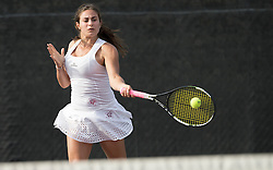 Rice vs. Texas A&M in a NCAA women's tennis match Feb. 5, 2017, in College Station, Texas.