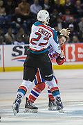 KELOWNA, CANADA - FEBRUARY 17:  Braydyn Chizen #22 of the Kelowna Rockets at the Kelowna Rockets game on February 17, 2017 at Prospera Place in Kelowna, British Columbia, Canada.  (Photo By Cindy Rogers/Nyasa Photography,  *** Local Caption ***