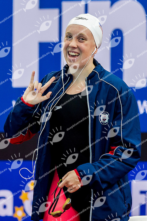 SCHMIDT Sierra USA<br /> 400 Freestyle Women Heats<br /> Day04 28/08/2015 - OCBC Aquatic Center<br /> V FINA World Junior Swimming Championships<br /> Singapore SIN  Aug. 25-30 2015 <br /> Photo A.Masini/Deepbluemedia/Insidefoto
