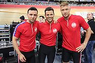 Sport Relief 2016 at the Velodrome Olympic Park London