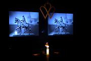 Prince Willem Alexander and maxima are in The Hague at the Royal Thaetre for the king Willem 1 price.<br /> <br /> Prins Willem Alexander en Maxima zijn in Den Haag in de Koninklijke Schouburg aanwezig bij de uitreiking van de Koning Willem 1 Prijs, de nationale ondernemingsprijs.<br /> <br /> On the photo / Op de foto: