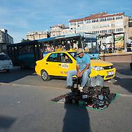 Turkey. Istambul. Karakoy district/ quartier de Karakoy