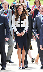 JUN 18 2014 Duchess of Cambridge at Bletchley Park