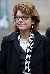 © Licensed to London News Pictures. 07/03/2013. London, UK. Economist Vicky Pryce arrives at Southwark Crown Court in London today (07/03/2013) to take part in a hearing where she faces charges of perverting the course of justice involving her ex-husband Chris Huhne and a 2003 speeding case. Photo credit: Matt Cetti-Roberts/LNP