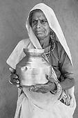 Rajasthan Monochrome