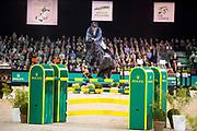 Jur Vrieling - VDL Glasgow van 't  Merelsnest N.O.P.<br /> The Dutch Masters - Indoor Brabant 2018<br /> © DigiShots