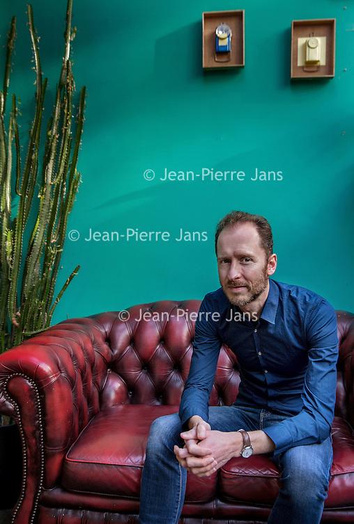 Nederland, Amsterdam, 13 december 2016.<br />Cultuurfilosoof Jan Drost<br /><br /><br /><br />Foto: Jean-Pierre Jans