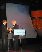 **EXCLUSIVE**.Mel Gibson accepting an Award..American Museum of The Moving Image Salutes Mel Gibson..Waldorf Astoria Hotel..New York, NY, USA..March 07, 2002..Photo By Celebrityvibe.com.To license this image please call (212) 410 5354; or Email: celebrityvibe@gmail.com ;.website: www.celebrityvibe.com.