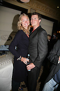 Jodie Kidd and her brother Jack Kidd, PJ's Annual Polo Party . Annual Pre-Polo party that celebrates the start of the 2007 Polo season.  PJ's Bar & Grill, 52 Fulham Road, London, SW3. 14 May 2007. <br />