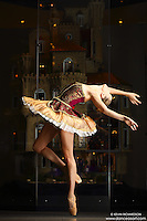 Dance As Art New York City Photography Project Astolat Castle Series with ballerina Erin Dowd