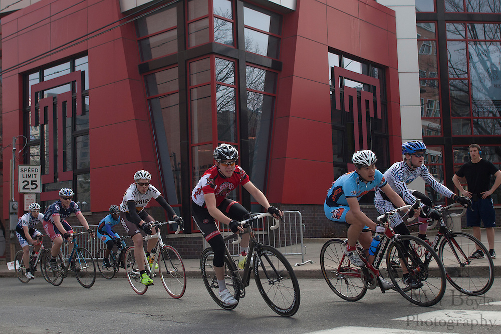 Eastern Collegiate Cycling Conference (ECCC) - Philly Phlyer at the campus of Temple University in Philadelphia Pa on Sunday March 18, 2012. (photo / Mat Boyle)