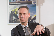 Jonas Jademyr, SVP Quality Development & Core Value Management at Volvo Construction Equipment. Photo: Erik Luntang
