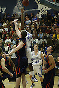 Boys Basketball Crushes Orange 75-45.The Boys Varsity Basketball team beat Orange County tonight 75-45. Logan Terrell led the way with 19 points and David Falk added 15 to lead the Mountaineers.   MCHS Varsity Boys Basketball .vs Orange .12/12/09