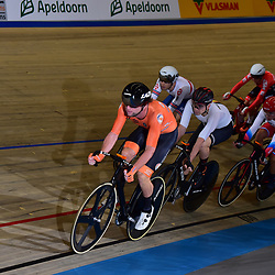 15-10-2019: Cycling: EC track: Apeldoorn<br />