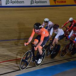 15-10-2019: Cycling: EC track: Apeldoorn<br />Roy Pieters