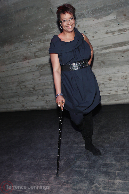 28 April 2011- New York,  NY- Harriette Cole at The Sparkling Celebration for the Birthday of Harriette Cole held at the Galapagos Art Space on April 27, 2011 in Brooklyn, NY Photo Credit: Terrence Jennings