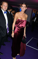 MR DAVID ROSS co-founder of CarPhone Warehouse and his girlfriend MISS SHELLEY ROSS at The British Red Cross London Ball - H2O The Element of Life, held at The Room by The River, 99 Upper Ground, London SE1 on 17th November 2005.<br /><br />NON EXCLUSIVE - WORLD RIGHTS