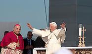 Papa Benedetto XVI in visita a Palermo