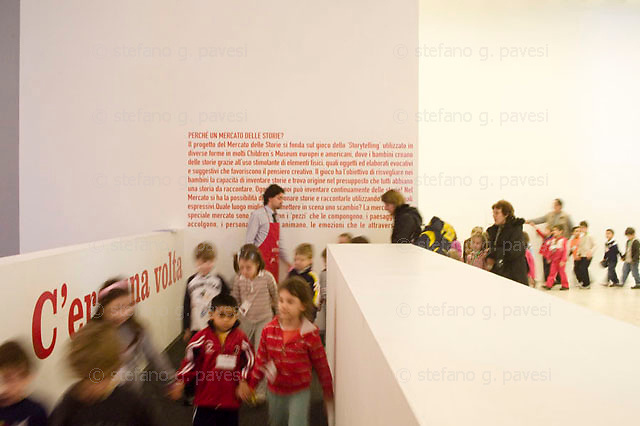 MUBA works on promoting  an innovative culture for childhood, one that puts children in the heart of experience, in according to the pedagogic method of Children's Museums.<br /> It is the first organization that successfully propose, in Italy as well as abroad, important exhibitions for, unique for width and number of visitors. <br /> MUBA was born in 1995 with the purpose of realizing in Milan a museum for children and a cultural center dedicated to childhood that may gather within itself, along with MUBA, professional excellences in culture, science and arts dealing with the education and growth of children.<br /> MUBA's permanent work is therefore not merely local, and its cultural offer is strongly characterized. It is the only Italian structure specialized in the realization of playful paths and interactive exhibitions for children. <br /> Since 2007 MUBA is a foundation and it hosts the office of children's museum's European association, Hands On! Europe.