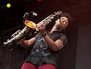 Yolande Brown/kew the music