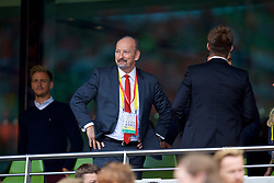 DUBLIN, REPUBLIC OF IRELAND - Saturday, August 5, 2017: Liverpool's chief executive officer Peter Moore before a preseason friendly match between Athletic Club Bilbao and Liverpool at the Aviva Stadium. (Pic by David Rawcliffe/Propaganda)