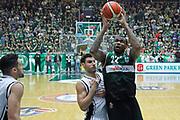 Avellino 30/04/2017 - Lega Basket Serie A - Campionato 2016/2017<br /> Sidigas Avellino - Pasta Reggia Caserta<br /> nella foto: shawn jones<br /> foto Ciamillo