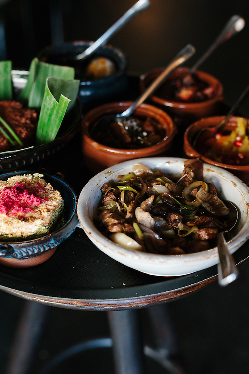 Toukoul Ethiopian restaurant