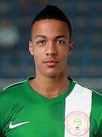 Fifa Men´s Tournament - Olympic Games Rio 2016 - <br /> Nigeria National Team - <br /> William Troost-Ekong