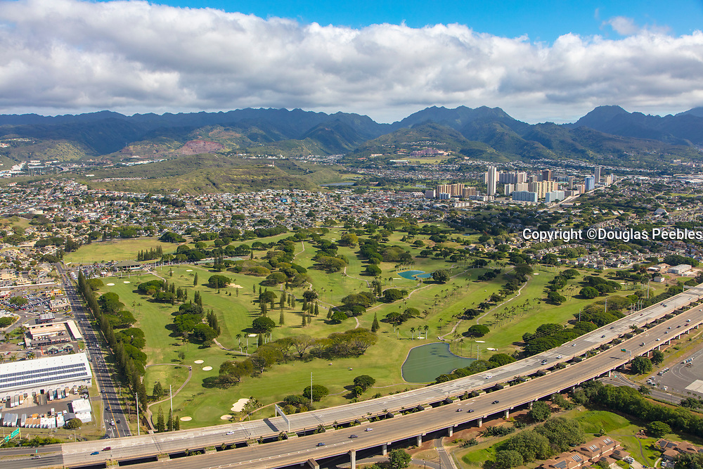 Golf Course, Honolulu Hawaii