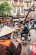 Old Quarter. Hanoi, Vietnam
