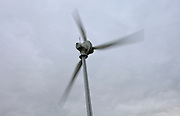 Wind turbine technology, ecofriendly energy production, England